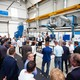 "Pioneering spirit ""live"" – Enthusiastic crowd at the KraussMaffei Competence Forum"