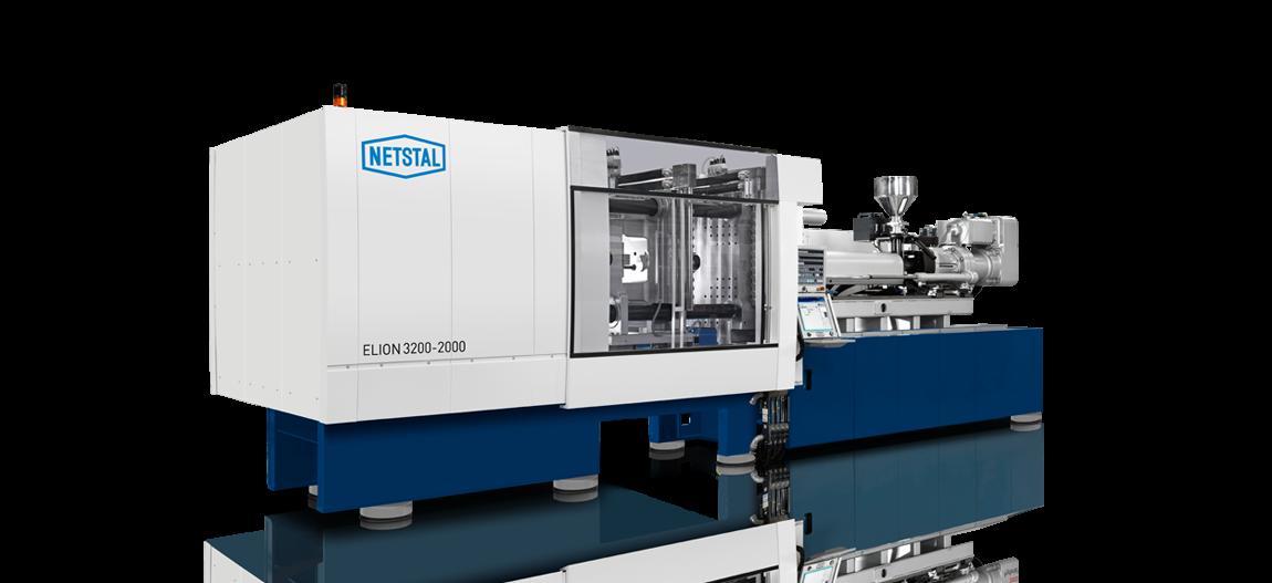 netstal injection molding machine